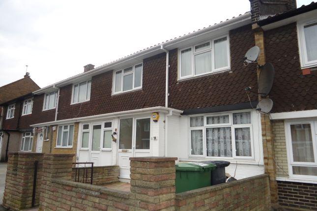 Thumbnail Terraced house to rent in Crofton Park, Brockley