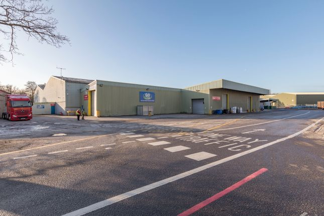 Thumbnail Warehouse to let in West Hallam Industrial Estate, Ilkeston, Derbyshire