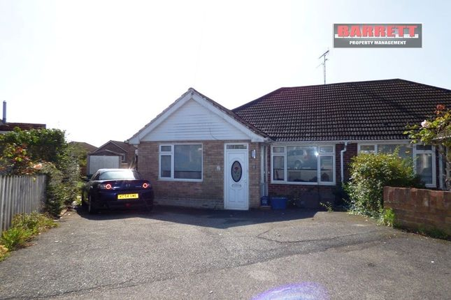 3 bed semi-detached bungalow to rent in Macmurdo Close, Eastwood, Leigh-On-Sea SS9