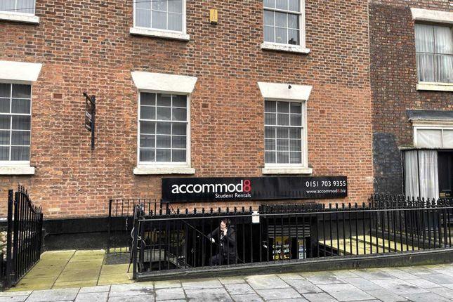 Thumbnail Retail premises to let in Mount Pleasant, Liverpool