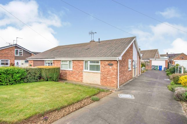 Thumbnail Semi-detached bungalow for sale in Nutwell Lane, Armthorpe, Doncaster