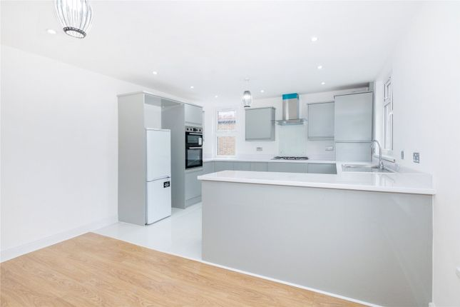 Thumbnail Maisonette for sale in Pavilion Terrace, Wood Lane, London
