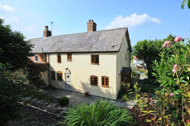 Thumbnail Semi-detached house to rent in Knighton Road, Presteigne