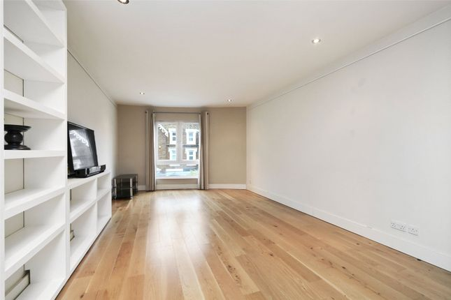 Reception Room of Hereford Road, Notting Hill W2