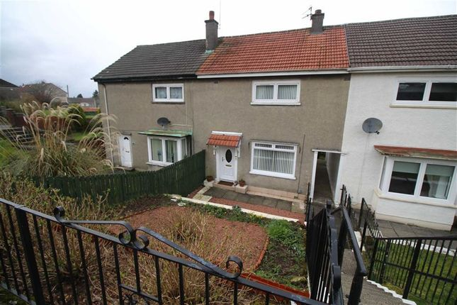Thumbnail Terraced house for sale in Arran Avenue, Port Glasgow