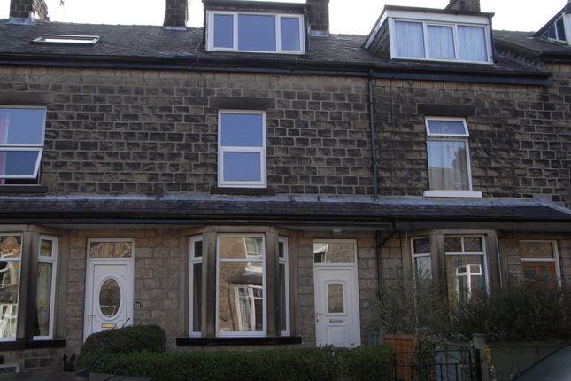 Thumbnail Terraced house to rent in Highfield Terrace, Shipley