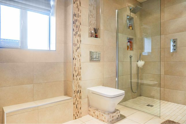 Shower Room of Spring View, Birtle, Bury BL9