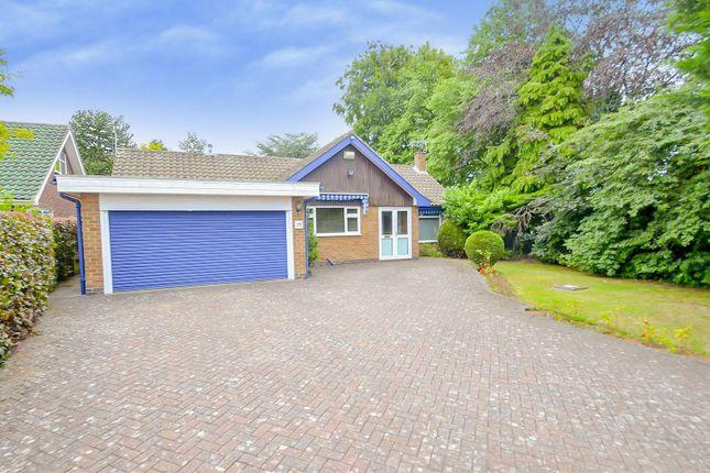 Thumbnail Detached bungalow for sale in Parkside Avenue, Long Eaton, Nottingham