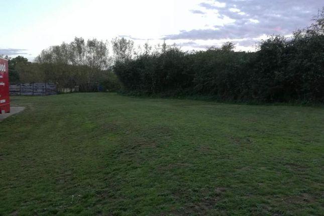 Thumbnail Land to let in Yard Space Greenwood Estate, Chobham