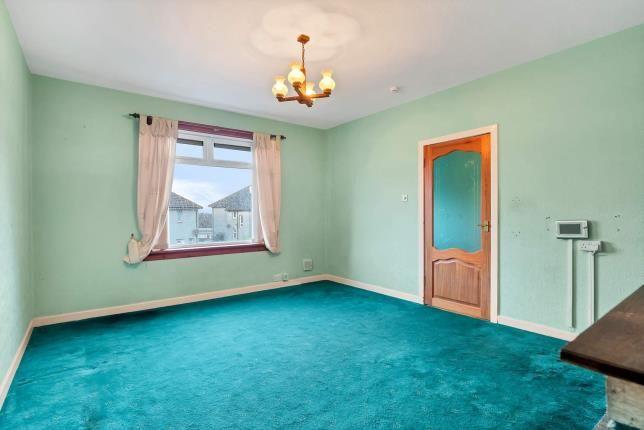 Lounge of Innes Park Road, Skelmorlie, North Ayrshie, Scotland PA17
