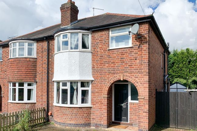 Thumbnail Semi-detached house for sale in Stratford Road, Warwick