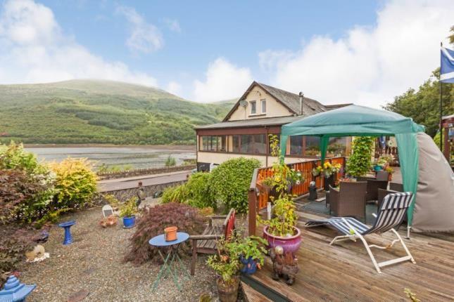 Thumbnail Flat for sale in Braeside, Arrochar, Argyll And Bute