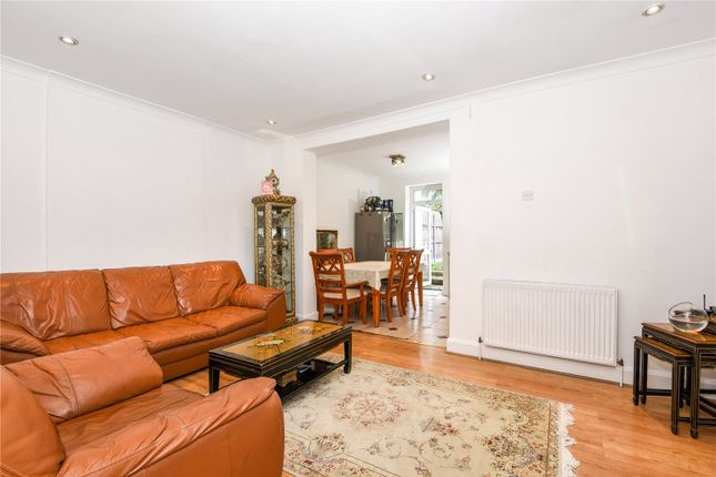 Thumbnail Terraced house for sale in Norfolk Close, Palmers Green, London