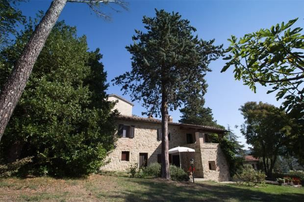 Thumbnail Property for sale in Nerano, Sant Andrea di Sorbello, Tuscany, Italy