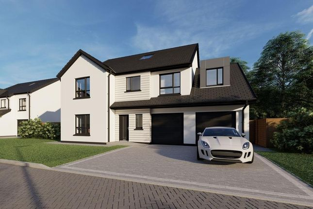 Thumbnail Detached house for sale in Plot 50, The Meadows, Douglas Road, Castletown