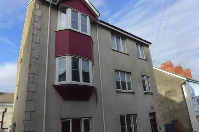 Thumbnail Flat to rent in Flat 6 37 Queen Street, Aberstwyth, Ceredigion