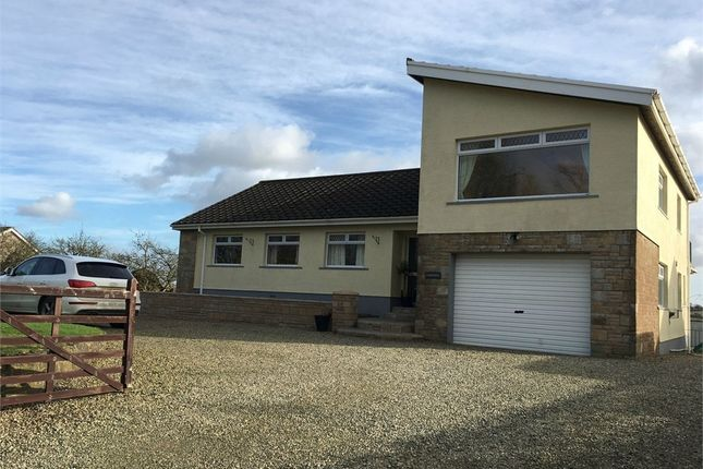 Thumbnail Detached house for sale in 43 New Road, Hook, Haverfordwest, Pembrokeshire