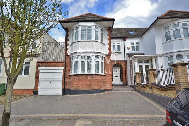 Thumbnail Semi-detached house for sale in Canterbury Avenue, Cranbrook, Ilford