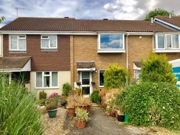 Thumbnail Terraced house for sale in Fishermans Close, Olney, Milton Keynes, Bucks