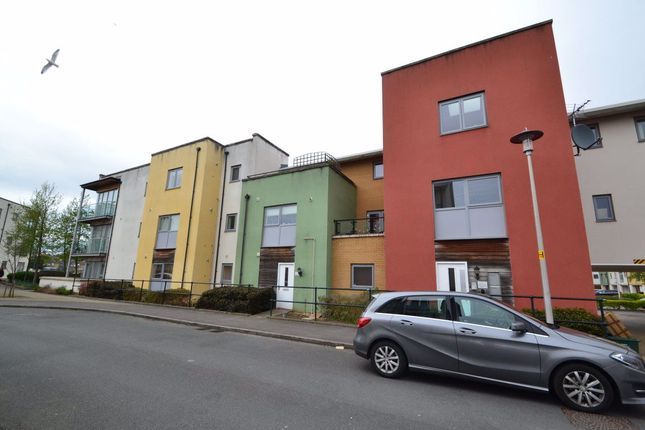 Thumbnail Flat to rent in Merchant Square, Portishead, Bristol