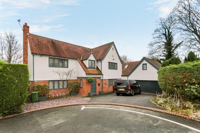 Thumbnail Detached house for sale in Meadscroft Drive, Alderley Edge