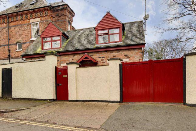 2 bed detached house for sale in Chestnut Grove, Mapperley Park, Nottinghamshire NG3