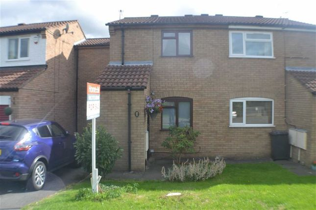 Thumbnail Terraced house for sale in Colwell Drive, Alvaston, Derby