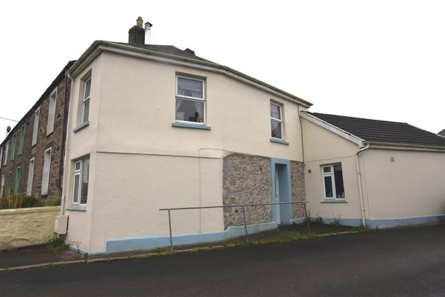 Thumbnail End terrace house for sale in Laity Road, Troon, Camborne