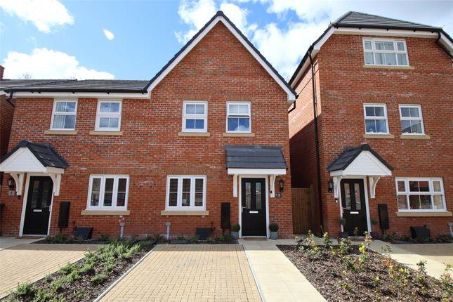 2 bed semi-detached house for sale in Jay Close, King Edward Street, Hemel Hempstead, Hertfordshire HP3