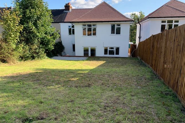 Thumbnail 4 bed semi-detached house for sale in Starts Hill Avenue, Farnborough, Orpington