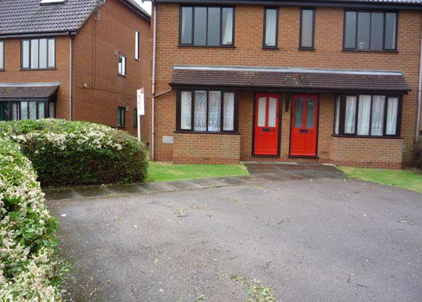 Thumbnail Maisonette to rent in Bergamot Gardens, Milton Keynes