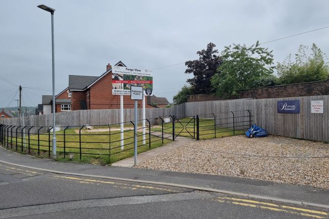 Thumbnail Land for sale in Forge Lane, Congleton, Cheshire