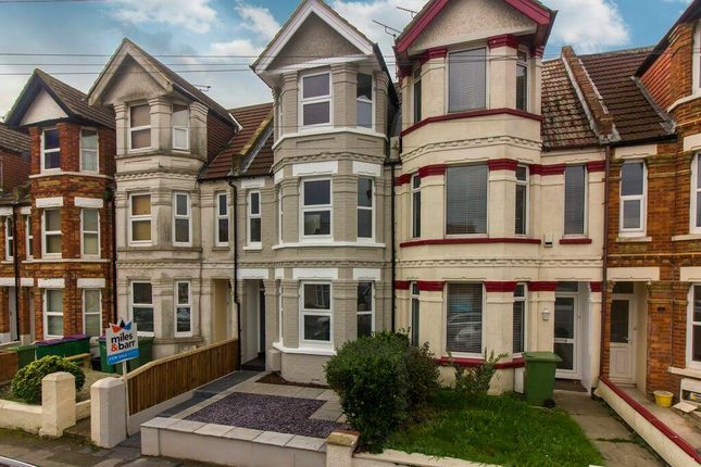 Thumbnail Terraced house for sale in Chart Road, Folkestone