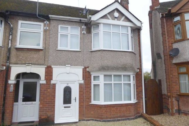 3 bed end terrace house for sale in Hyde Road, Coventry