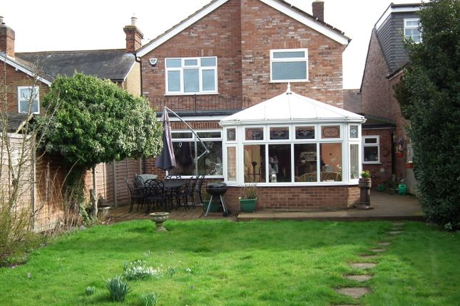 4 bed detached house for sale in Holloways Lane, Welham Green