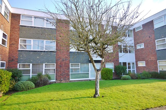 Thumbnail Flat for sale in Ardleigh Court, Hutton Road, Brentwood, Essex