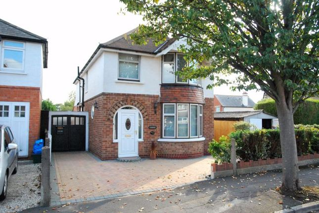 Thumbnail Detached house for sale in Windermere Road, Longlevens, Gloucester