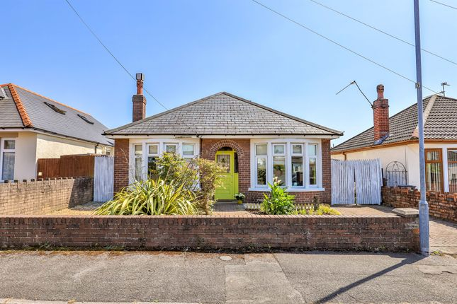 Thumbnail Detached bungalow for sale in Heol Wernlas, Whitchurch, Cardiff