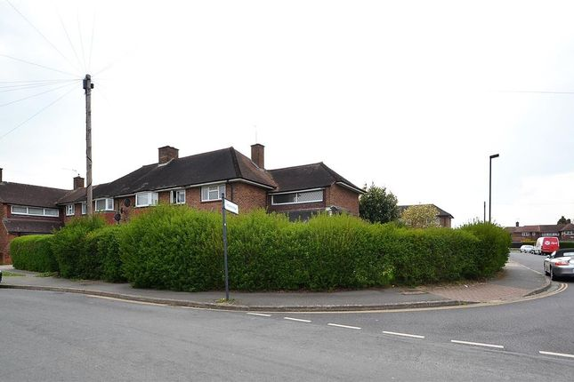 Thumbnail End terrace house for sale in Viola Avenue, Feltham