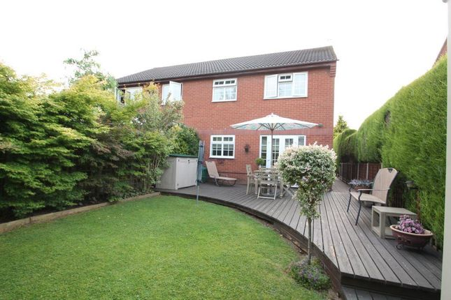 3 bed detached house for sale in Grayling Close, Broomhall, Worcester