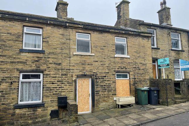 2 bed terraced house for sale in New Street, Denholme, Bradford BD13