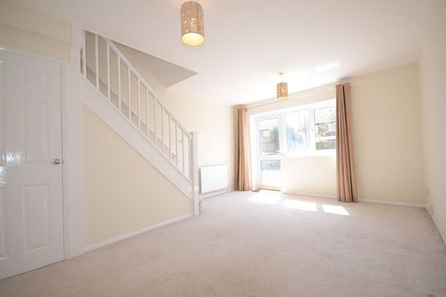 Thumbnail Terraced house to rent in Gloucester Drive, Basingstoke