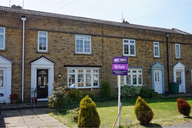 Thumbnail Terraced house for sale in Victoria Road West, New Romney