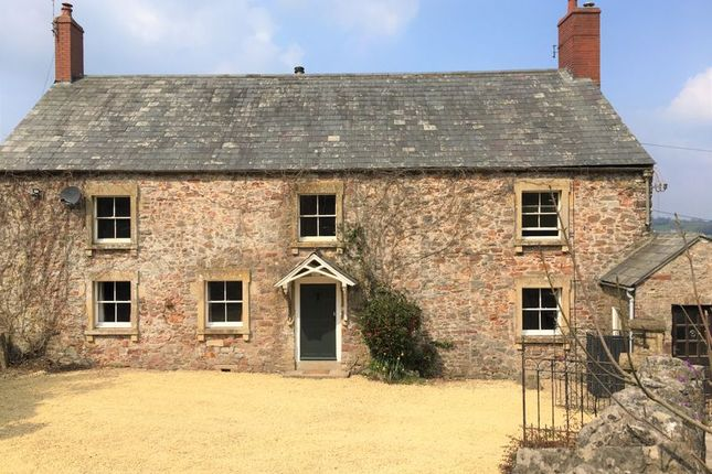 4 bed detached house to rent in Frog Lane, Stoke St. Michael, Radstock BA3