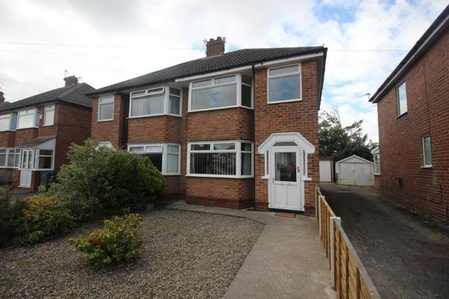 Thumbnail Semi-detached house to rent in Wingate Avenue, Thornton-Cleveleys