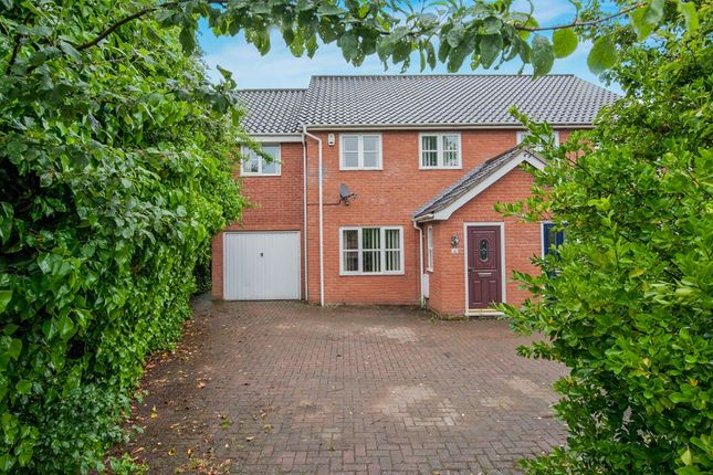 Thumbnail Semi-detached house for sale in Victoria Road, Diss