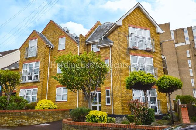 Thumbnail Flat for sale in Palmerston Road, Westcliff-On-Sea, Essex