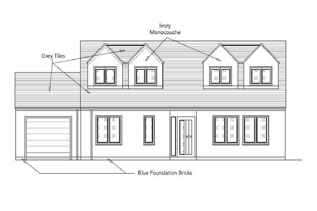 Thumbnail Detached house for sale in Stoneburge Crescent, Bicester