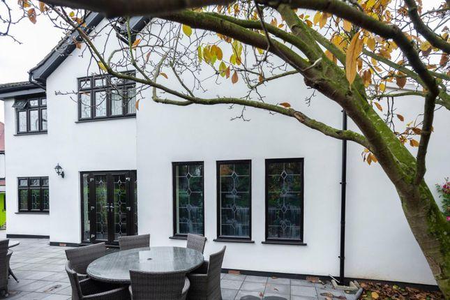 Thumbnail Property for sale in Cranbrook Drive, Gidea Park, Romford