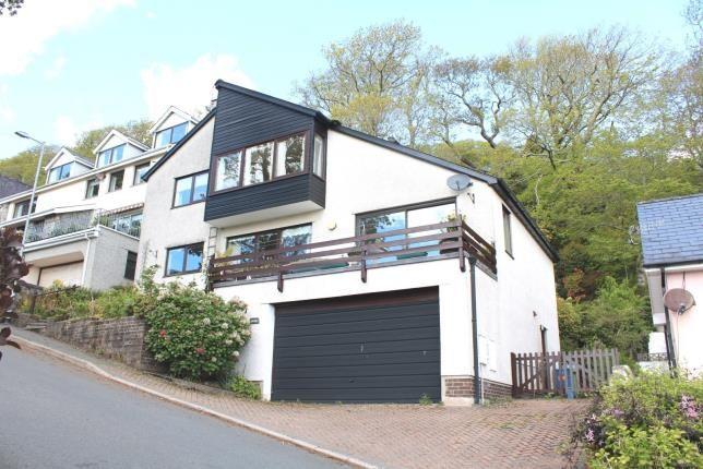 Thumbnail Detached house for sale in Borth-Y-Gest, Porthmadog, Gwynedd, .